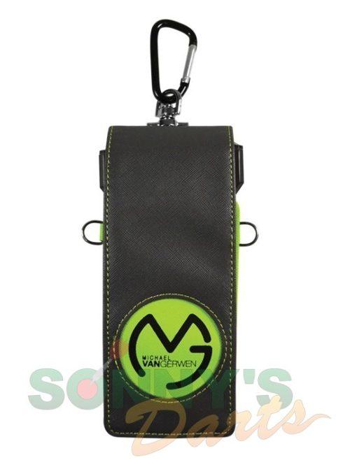 QD9400010 MvG Dartswallet Green+