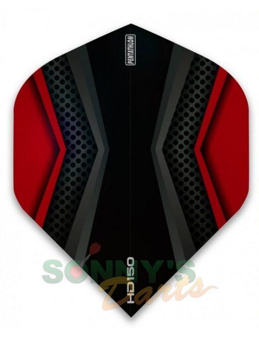 Pentathlon HD150 Red 12299+