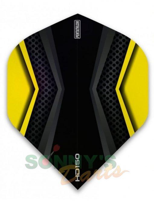 Pentathlon HD150 Yellow 12301+