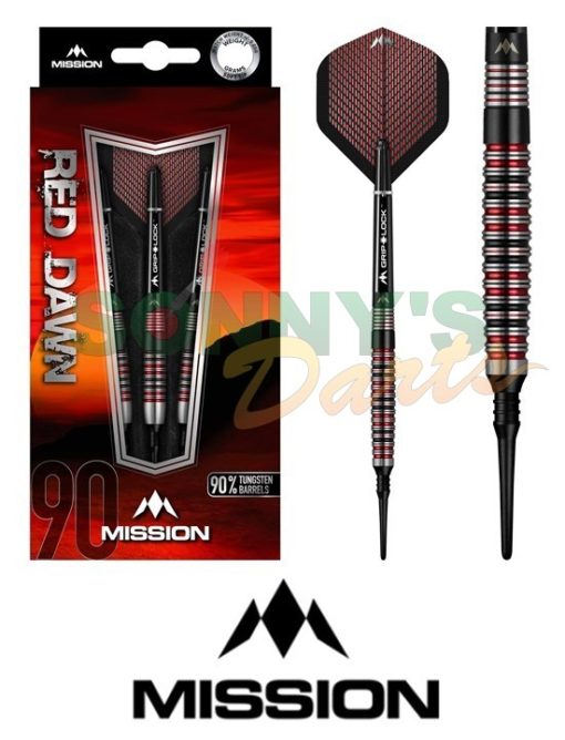 Red Dawn Softtip M3+