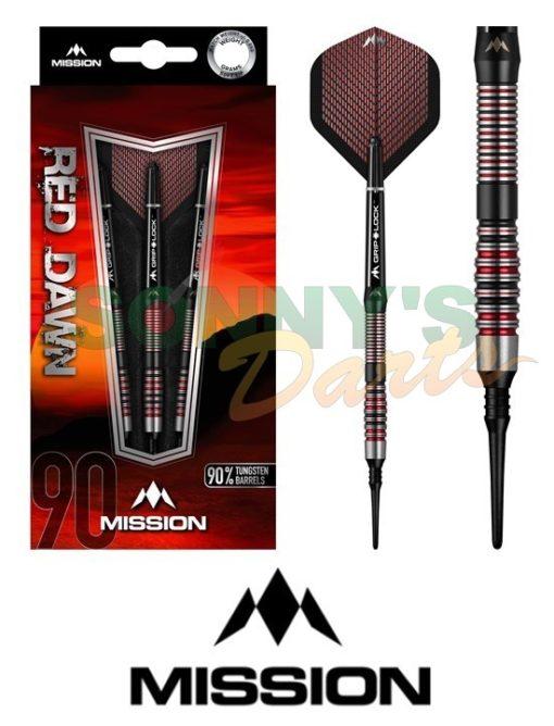 Red Dawn Softtip M4+