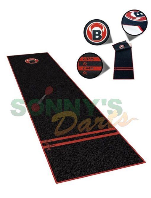 Carpet Mat 170 Black+