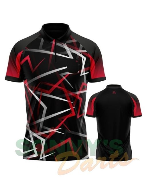 Arraz Flare Black & Red+